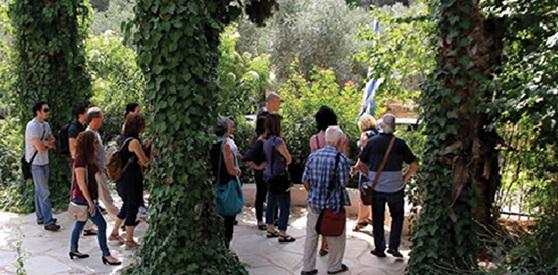 תיירות נכנסת ברא צמחים