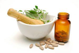 herbs-and-jar